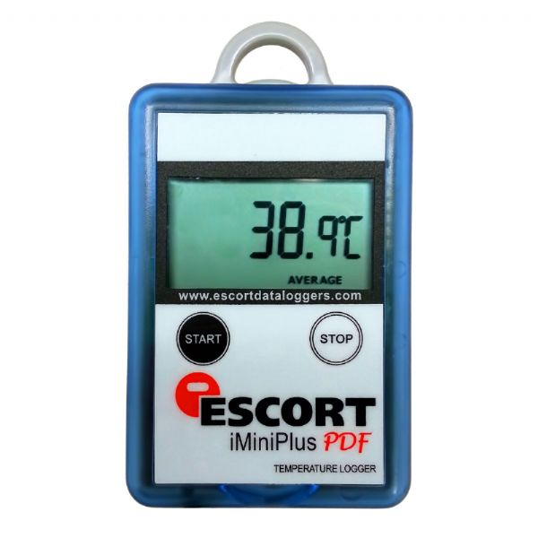 iMini Plus PDF Temperature Data Logger 1