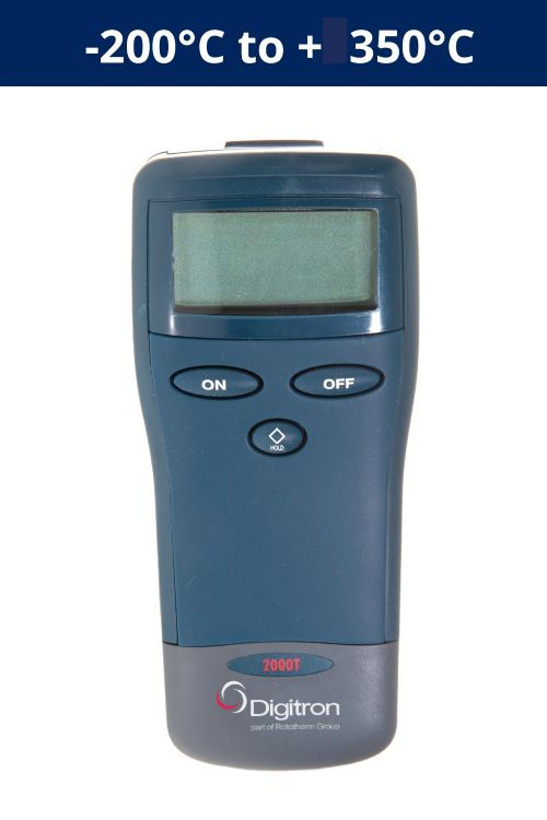 2006T Digital Thermometer -250°C to +400°C