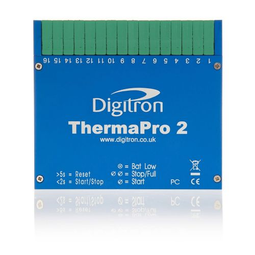 ThermaPro Datalogger - K Type / 16 Channels / mV Input