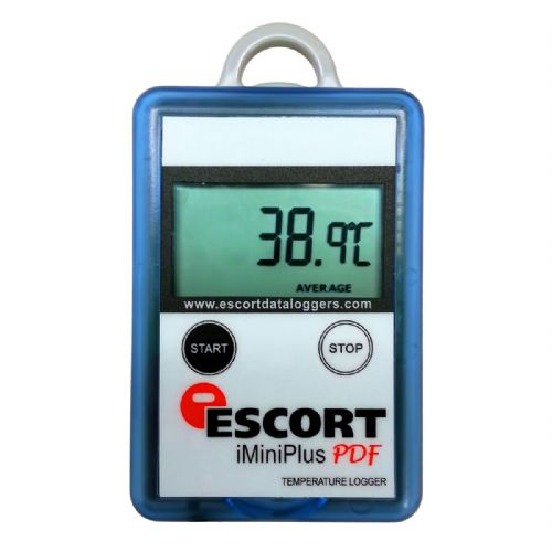iMini Plus PDF Temperature Data Logger 2