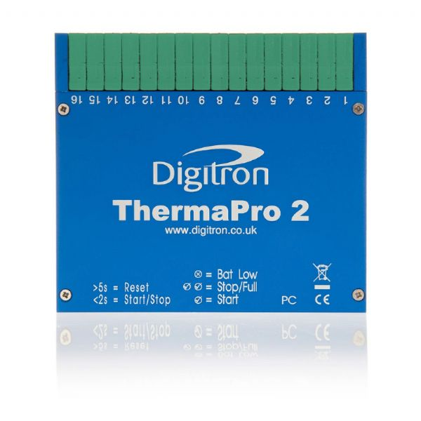 ThermaPro Datalogger - K Type / 8 Channels