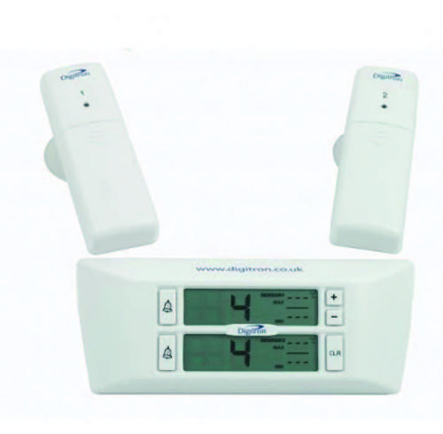FM25 Wireless Digital Thermometer -30°C to +40°C