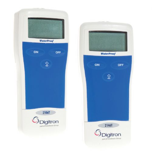 Digital Thermometers - 2000T Series