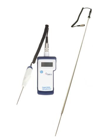 Brewing Kit- Thermometer & 1 Metre Mash Probe