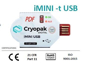 iMini USB PDF (Pharma application)