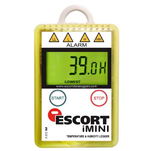 iMini Temperature Datalogger - Single Trip